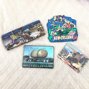 Souvenir City & State Magnets